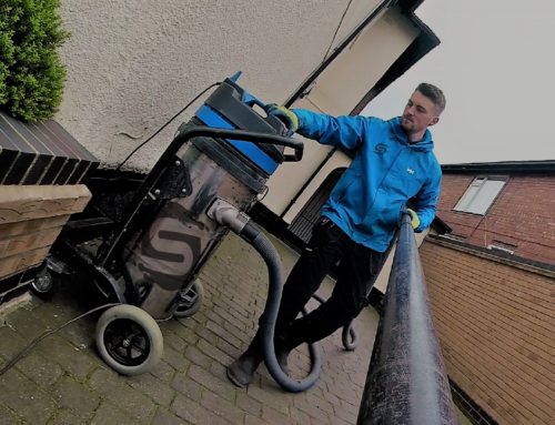 Ladders Vs Gutter Cleaning Machine