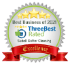Three Best Rated Gutter Cleaning Award