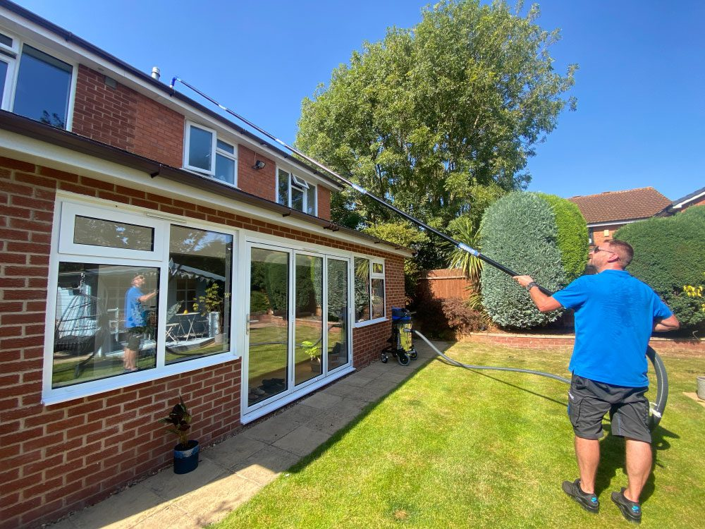 Gutter Cleaning Tamworth and Lichfield