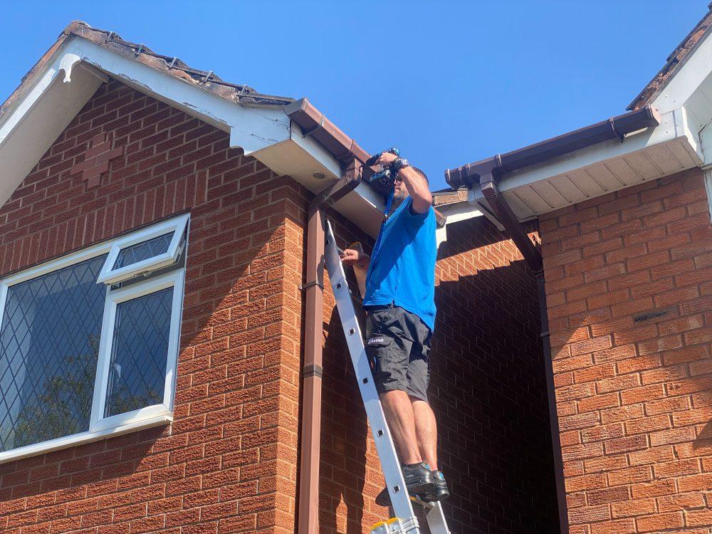 Gutter Repairs Tamworth and Lichfield
